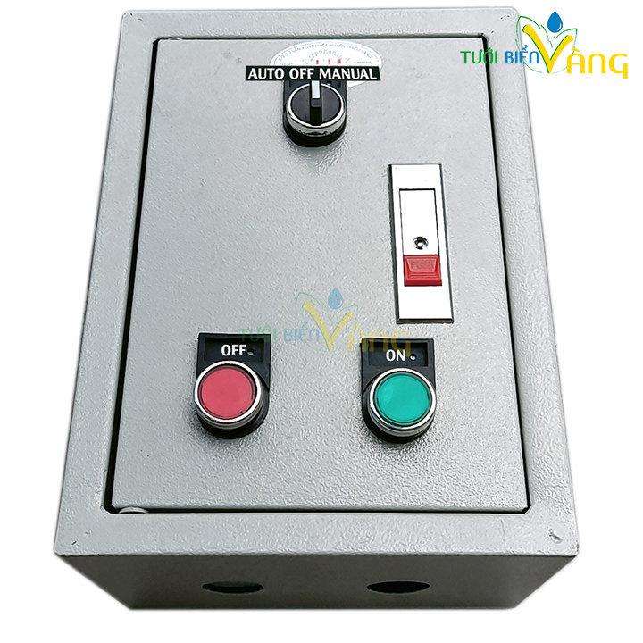 Tủ điện điều khiển bơm hệ thống tưới